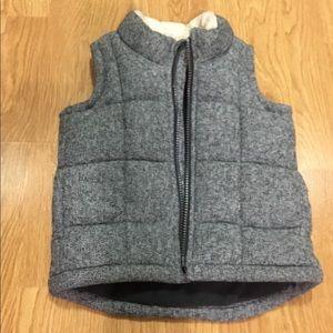 18-24m grey boys vest